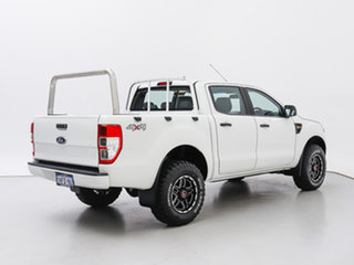 2015 Ford Ranger PX XL 2.2 (4x4) White 6 Speed Manual Crew Cab Utility