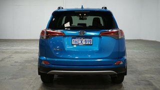 2017 Toyota RAV4 ZSA42R GXL 2WD Blue 7 Speed Constant Variable Wagon