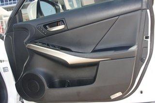 2018 Lexus IS GSE31R IS350 Sports Luxury White 8 Speed Sports Automatic Sedan