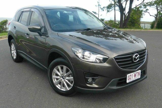 Used Mazda CX-5 KE1072 Maxx SKYACTIV-Drive FWD Sport Gladstone, 2016 Mazda CX-5 KE1072 Maxx SKYACTIV-Drive FWD Sport Brown 6 Speed Sports Automatic Wagon