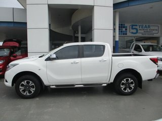 2016 Mazda BT-50 MY16 XTR (4x4) White 6 Speed Automatic Dual Cab Utility.