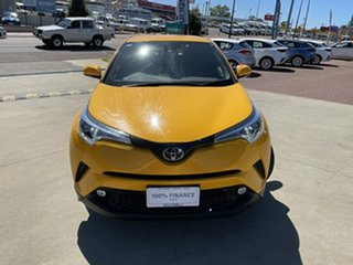 2019 Toyota C-HR NGX10R Update (2WD) Yellow Continuous Variable Wagon