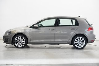 2016 Volkswagen Golf VII MY17 110TDI DSG Highline Grey 6 Speed Sports Automatic Dual Clutch.