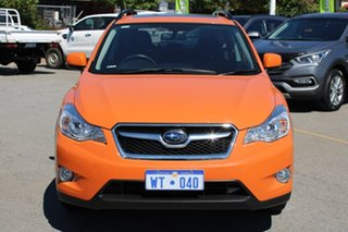 2013 Subaru XV G4X MY14 2.0i-L AWD Orange 6 Speed Manual Wagon.