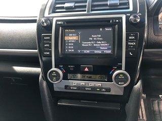 2015 Toyota Camry ASV50R MY15 Atara SX Blue 6 Speed Automatic Sedan