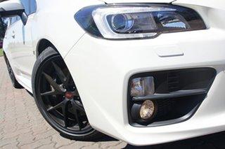 2016 Subaru WRX V1 MY16 STI AWD Premium White 6 Speed Manual Sedan.