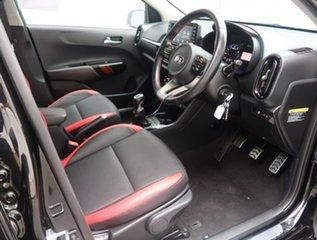 2019 Kia Picanto JA MY19 GT Black 5 Speed Manual Hatchback