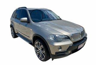 2009 BMW X5 E70 MY09 xDrive 30I Gold 6 Speed Auto Steptronic Wagon.