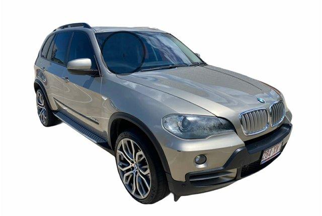 Used BMW X5 E70 MY09 xDrive 30I Morayfield, 2009 BMW X5 E70 MY09 xDrive 30I Gold 6 Speed Auto Steptronic Wagon