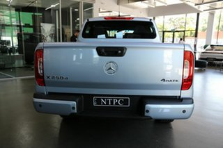 2020 Mercedes-Benz X-Class 470 X250d 4MATIC Progressive Silver 7 Speed Sports Automatic Utility