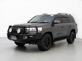 2019 Toyota Landcruiser VDJ200R LC200 VX (4x4) Grey 6 Speed Automatic Wagon.