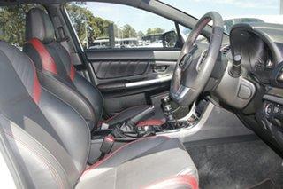 2016 Subaru WRX V1 MY16 STI AWD Premium White 6 Speed Manual Sedan
