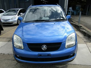 2004 Holden Cruze YG 2 Blue 4 Speed Automatic Wagon