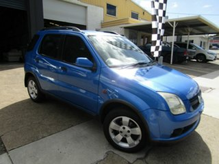 2004 Holden Cruze YG 2 Blue 4 Speed Automatic Wagon.