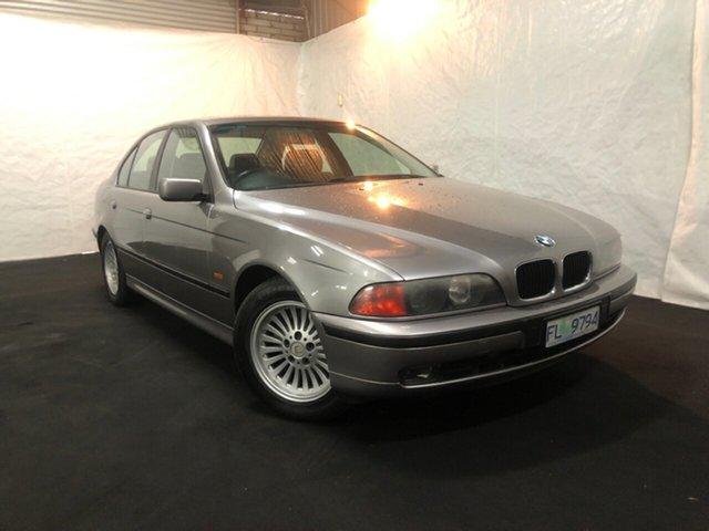 Used BMW 5 Series E34 525i Executive Derwent Park, 1996 BMW 5 Series E34 525i Executive Silver 5 Speed Automatic Sedan