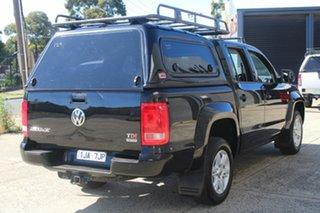 2016 Volkswagen Amarok 2H MY16 TDI420 (4x2) Black 8 Speed Automatic Dual Cab Utility