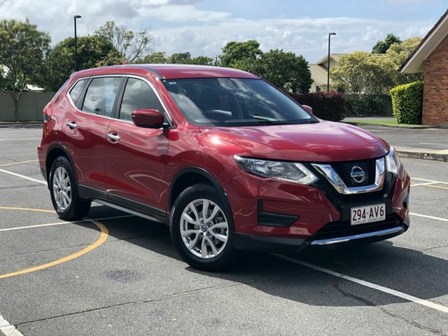 Used Nissan X-Trail T32 Series II ST X-tronic 4WD Chermside, 2019 Nissan X-Trail T32 Series II ST X-tronic 4WD Red 7 Speed Constant Variable Wagon