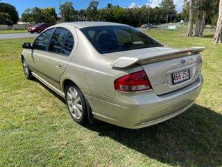 2006 Ford Falcon BF SR Gold 4 Speed Sports Automatic Sedan