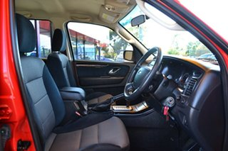 2008 Ford Escape ZD Red 4 Speed Automatic SUV.
