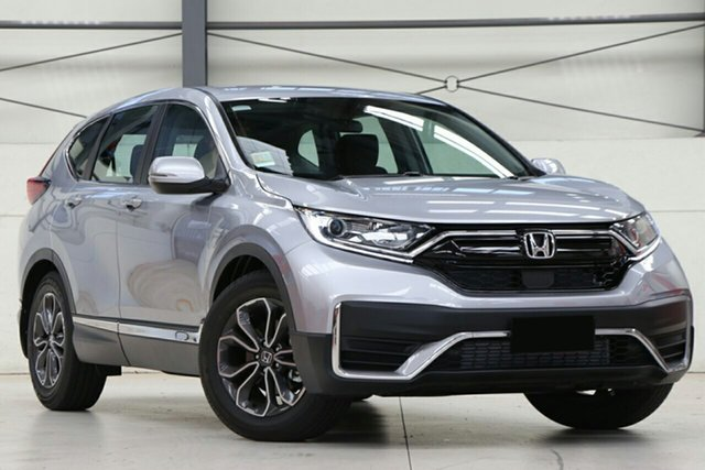 New Honda CR-V RW MY21 VTi FWD X Artarmon, 2020 Honda CR-V RW MY21 VTi FWD X Lunar Silver 1 Speed Constant Variable Wagon