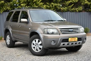 2006 Ford Escape ZC XLT Sport Gold 4 Speed Automatic SUV.