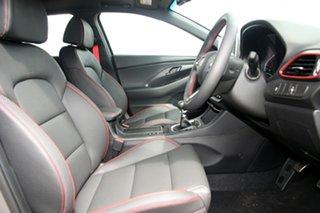 2020 Hyundai i30 PD.V4 MY21 N Line Premium Amazon Gray 6 Speed Manual Hatchback