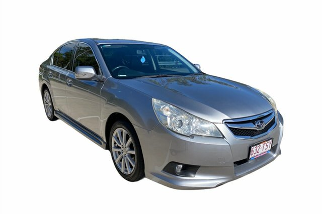 Used Subaru Liberty MY10 2.5I Premium Morayfield, 2010 Subaru Liberty MY10 2.5I Premium Grey Continuous Variable Wagon