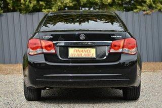 2015 Holden Cruze JH Series II MY16 Equipe Black 6 Speed Sports Automatic Sedan