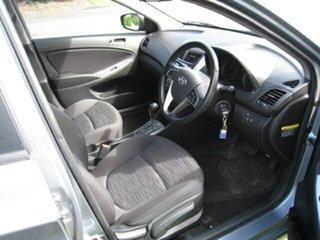 2018 Hyundai Accent RB6 MY18 Sport Grey 6 Speed Automatic Sedan
