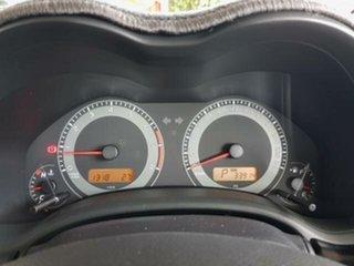 2011 Toyota Corolla ZRE152R MY11 Ascent Glacier White 4 Speed Automatic Sedan