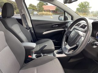 2016 Suzuki S-Cross JY GLX Light Silver/cloth 7 Speed Constant Variable Hatchback.