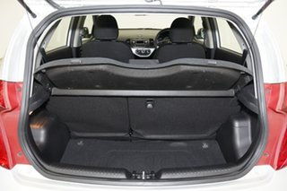 2017 Kia Picanto TA MY17 SI Bright Silver 4 Speed Automatic Hatchback