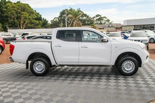 2019 Nissan Navara D23 S3 RX Polar White 7 Speed Sports Automatic Utility.