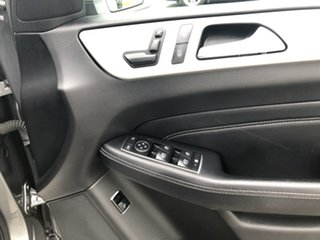 2015 Mercedes-Benz M-Class W166 MY805 ML250 BlueTEC 7G-Tronic + Silver 7 Speed Sports Automatic