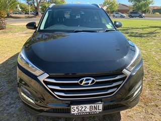2016 Hyundai Tucson TL Active X 2WD Black 6 Speed Sports Automatic Wagon