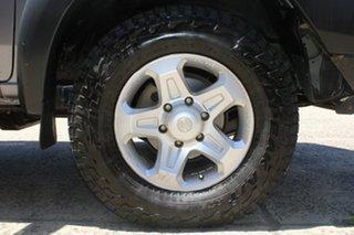 2010 Ford Ranger PK XLT (4x4) Grey 5 Speed Manual Super Cab Utility
