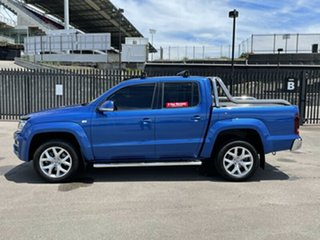 2017 Volkswagen Amarok 2H MY17.5 TDI550 4MOTION Perm Ultimate Blue 8 Speed Automatic Utility
