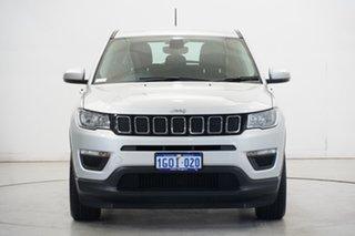 2018 Jeep Compass M6 MY18 Sport FWD Minimal Grey 6 Speed Automatic Wagon.
