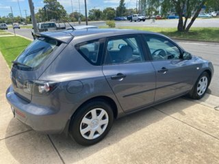 2007 Mazda 3 BK10F2 Neo Grey 5 Speed Manual Hatchback