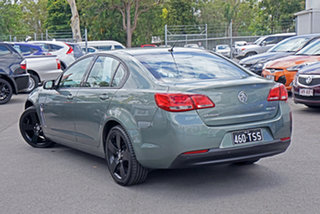 2014 Holden Commodore VF MY14 Evoke Green 6 Speed Sports Automatic Sedan.