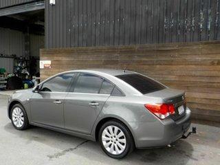 2013 Holden Cruze JH Series II MY14 CDX Grey 6 Speed Sports Automatic Sedan