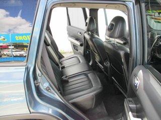 2011 Nissan X-Trail STL 4x4 Blue 4 Speed Automatic Wagon