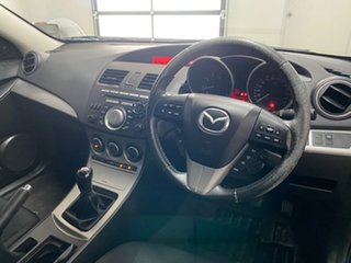 2010 Mazda 3 BL 10 Upgrade Maxx Blue 6 Speed Manual Sedan