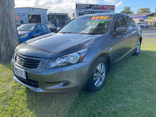 Used Honda Accord 8th Gen MY10 VTi Clontarf, 2010 Honda Accord 8th Gen MY10 VTi 5 Speed Sports Automatic Sedan