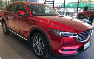 2020 Mazda CX-8 Asaki SKYACTIV-Drive FWD Wagon.