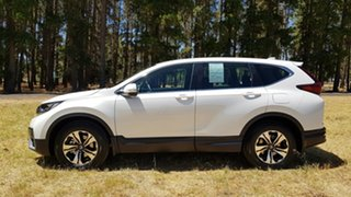 2020 Honda CR-V RW MY21 Vi FWD Platinum White 1 Speed Automatic Wagon