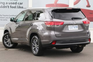 2018 Toyota Kluger GSU50R GXL 2WD Predawn Grey 8 Speed Sports Automatic Wagon.