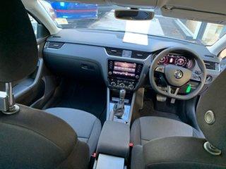 2020 Skoda Octavia NE MY20.5 110TSI DSG Silver 7 Speed Sports Automatic Dual Clutch Wagon