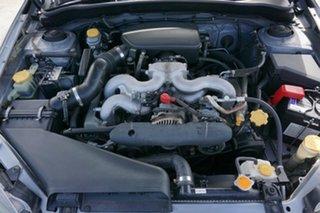 2007 Subaru Impreza S MY07 AWD Silver 5 Speed Manual Sedan