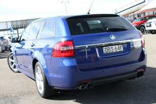 2015 Holden Commodore VF II MY16 SS Sportwagon Blue 6 Speed Sports Automatic Wagon.